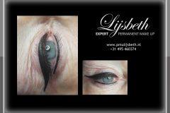 2018-11-14 HM wing eyeliner lijsbeth